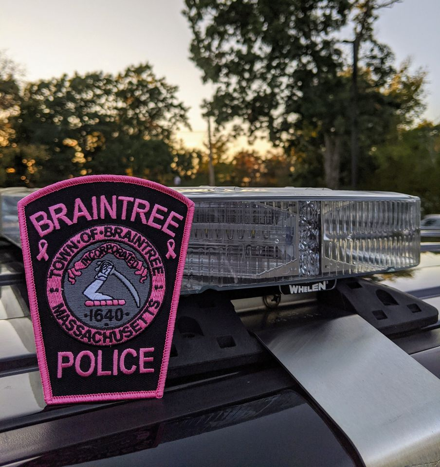 BPD Pink Patch