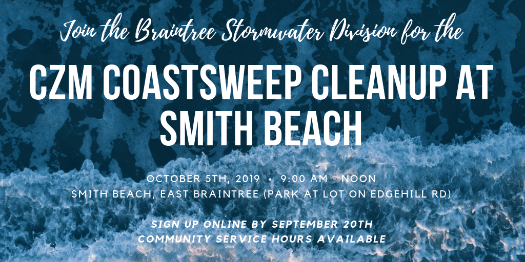 Promotional image for Smith Beach cleanup Opens in new window